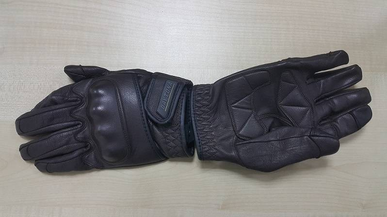 HBG010 Goat Skin Gloves Protection Type