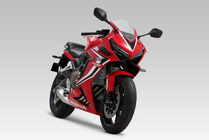 New products] CB650R/Radiator core protector for CBR650R from Yoshimura!