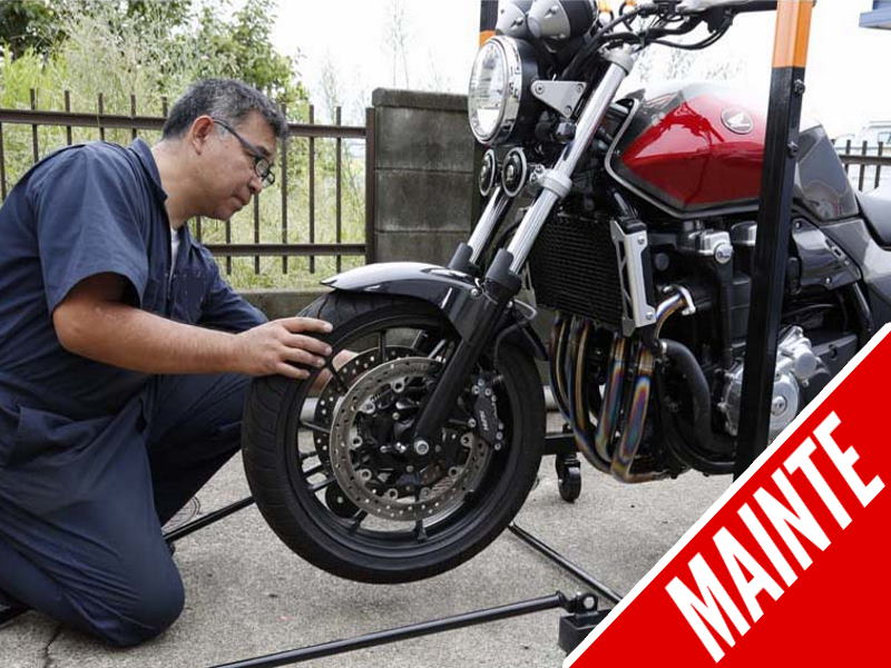 "Motorcycle-specific maintenance tools and equipment make ""tinkering with motorcycles"" fun.!!"