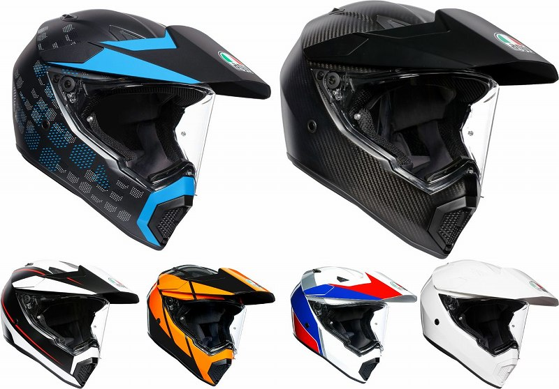 "AGV helmets are so cool. Impressions of the popular series ""K1""!"
