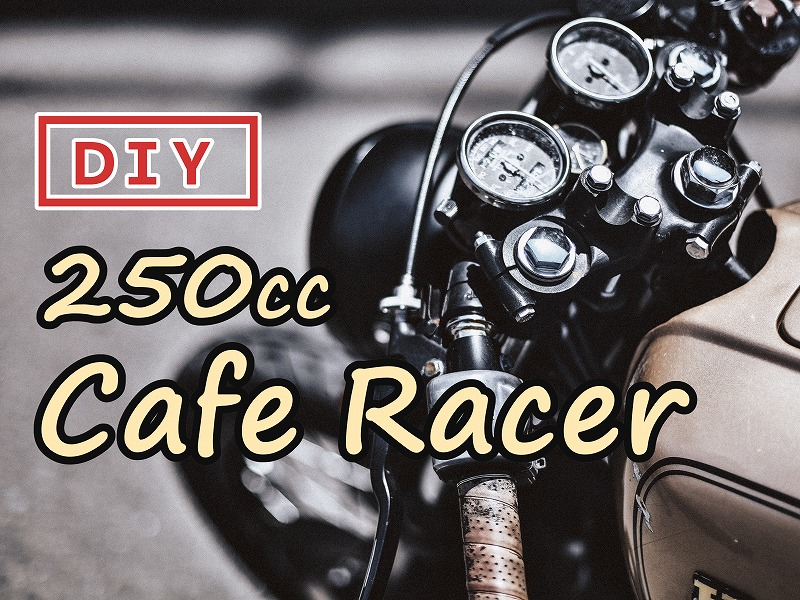 Top 5 250cc Motorcycle Recommended as Base Model for Cafe Racers!