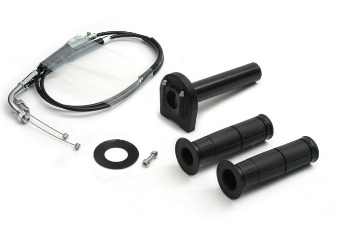 Active Releases Three New Throttle Kits for the Z900 to Match the Motorcycle's Style